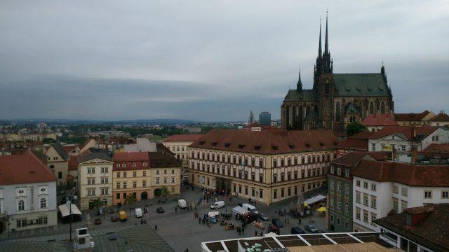 Брно-площадь Чехия