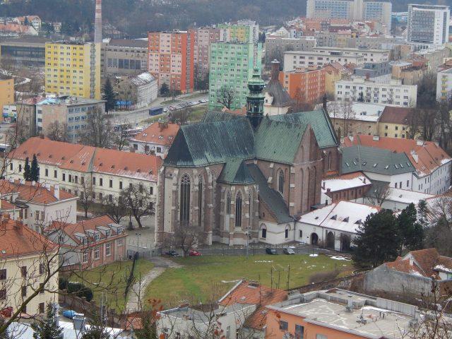Брно Чехия