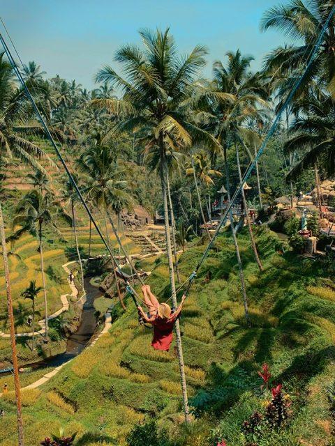 Бали качели