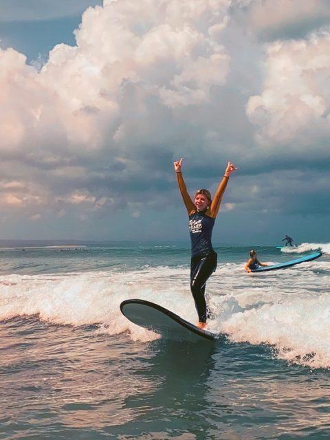 Бали серфинг