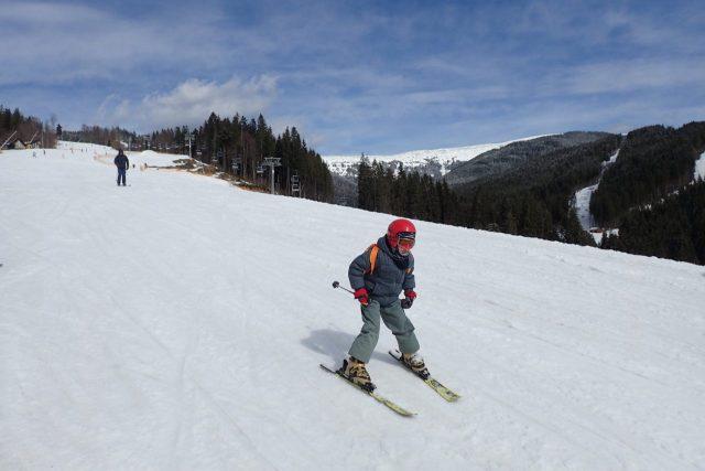 Буковель, лыжи
