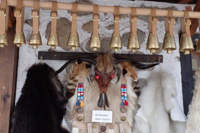 сувениры в Банско