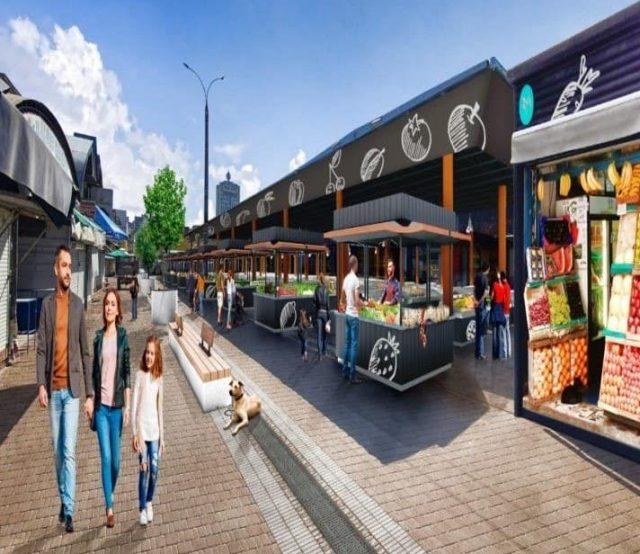В Кишиневе начнутся работы по модернизации центрального рынка