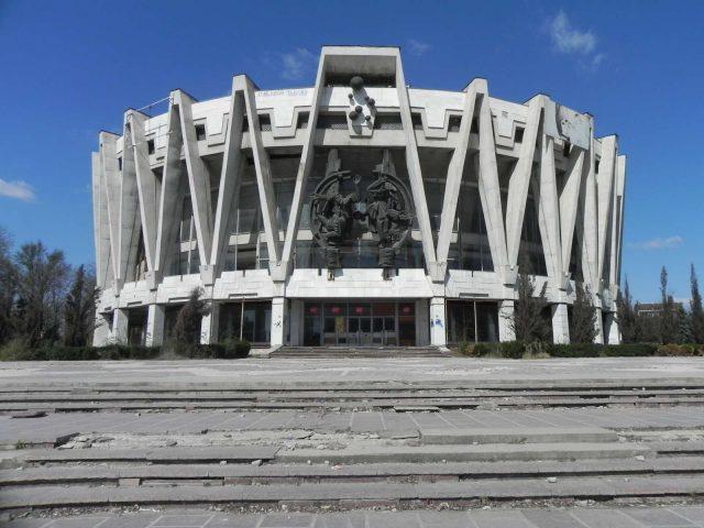 цирк стал частью «Moldova-Concert»