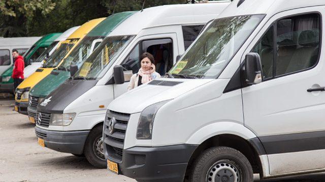 Столичные владельцы микроавтобусов освобождаются от уплаты налогов до конца года