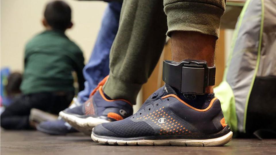 На домашних тиранов наденут электронные браслеты