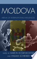"Книга о Молдове ""Молдова - арена международных влияний"""