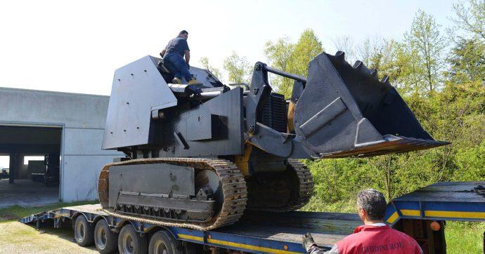 Гражданин Молдовы был приговорен к тюремному заключению. Он занимался сборкой танка в Италии