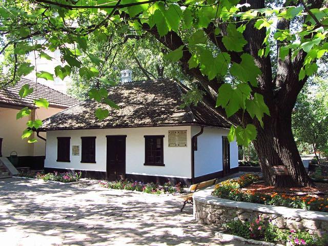 В Кишиневе начались ремонтные работы дома-музея Пушкина
