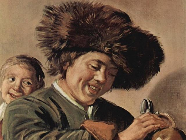 Картину Франса Халса из нидерландского музея похитили уже в третий раз