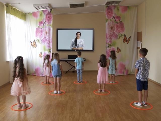 Музыкальное произведение, которое научит детей предотвращать распространения коронавируса