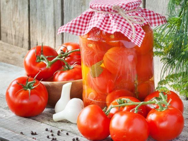закатки, маринованные помидоры