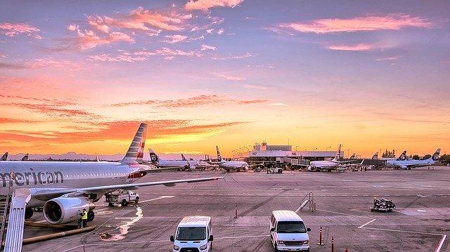 Рейсы столичного аэропорта выполняются на новой взлетно-посадочной полосе
