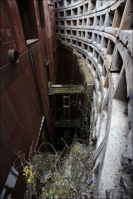 Шолданештский бункер