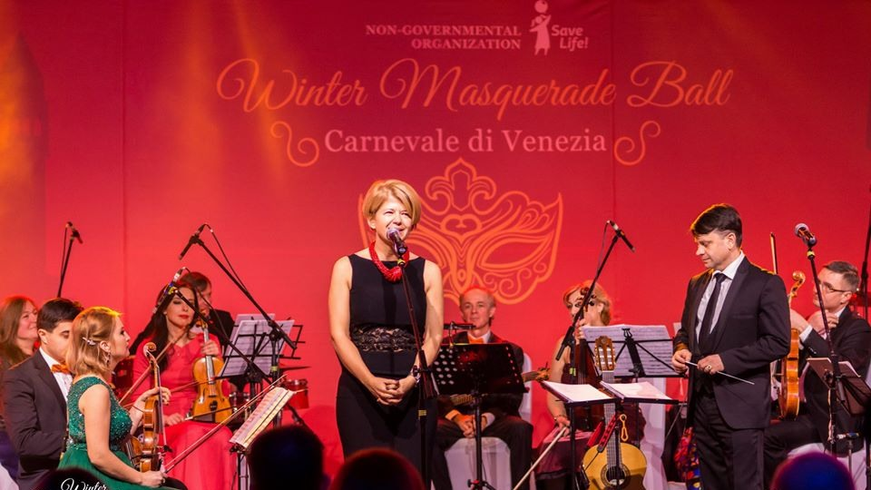 Valeria Biagiotti, Ambassador Extraordinary and Plenipotentiary of the Italian Republic to the Republic of Moldova