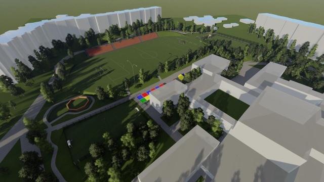 В Кишиневе создадут новую футбольную академию.