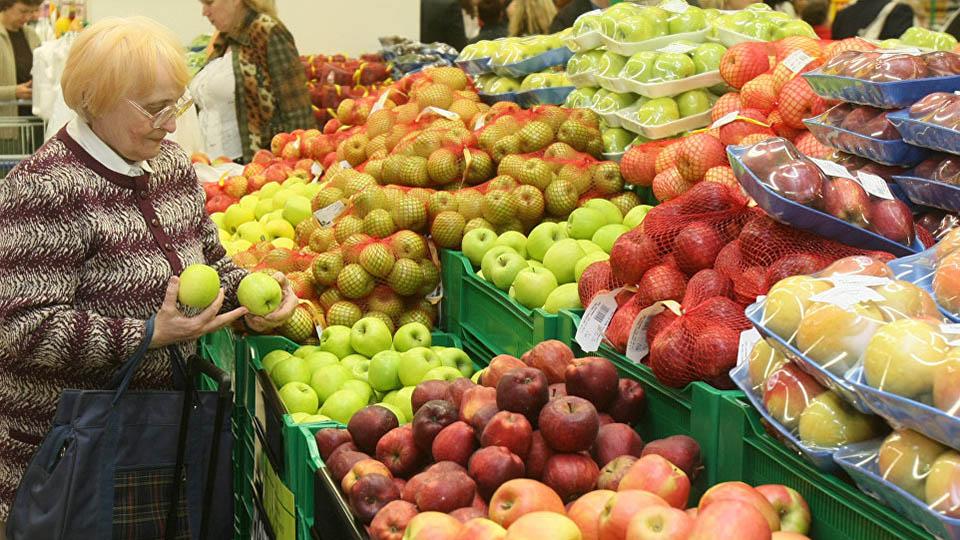 Почему в Молдове нет плодоовощных магазинов