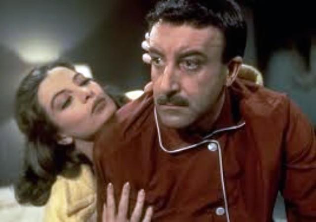"""фильм """"Розовая пантера"""" 1963 г. снят в Италии"""