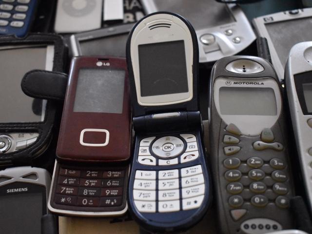 старые модели телефонов Motorola, LG