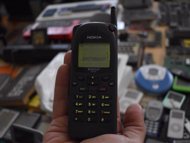 Nokia, старые модели телефонов