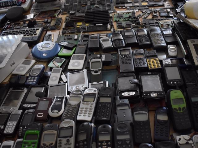 старые модели телефонов