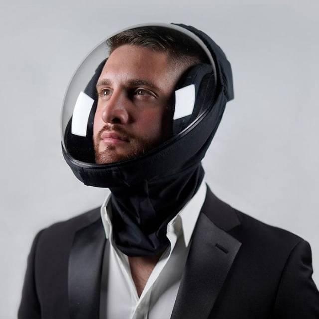 шлем с собственным микроклиматом