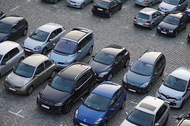Парковки в Кишиневе