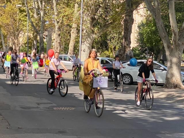 """В Кишиневе улица 31 августа станет """"зеленым коридором"""" для пешеходов и велосипедистов"""