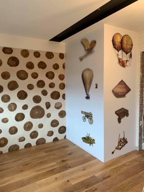 Кишиневцы построили современный эко-дом в Данченах