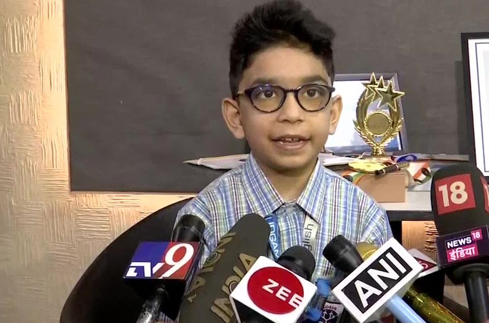 6-летний мальчик из Индии стал самым юным программистом в мире