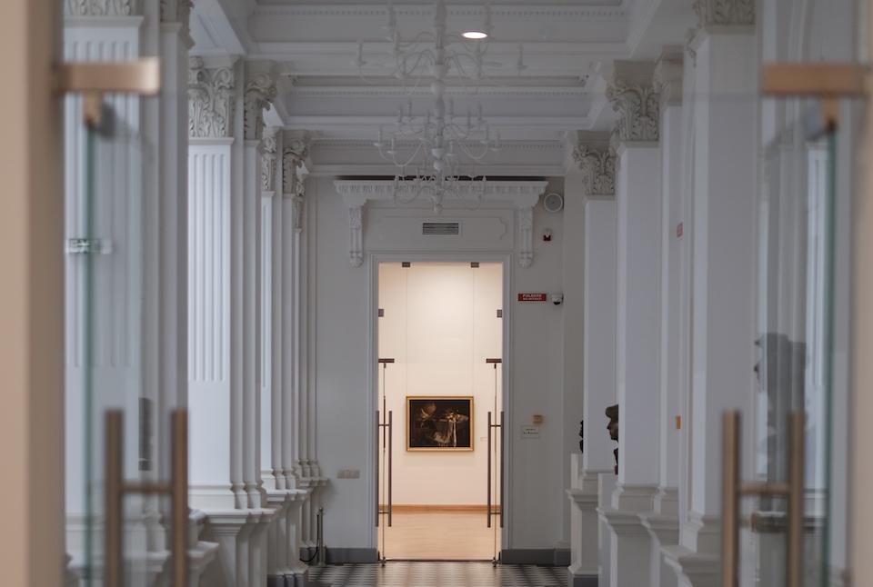 Столичные музеи будут работать и во время ЧС
