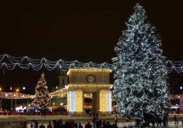 Новогодней елки в центре не будет? Что рассказал премьер-министр