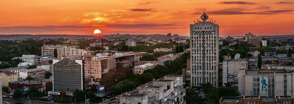 Панорамный Кишинев в работах фотохудожника Виктора Мунтяну