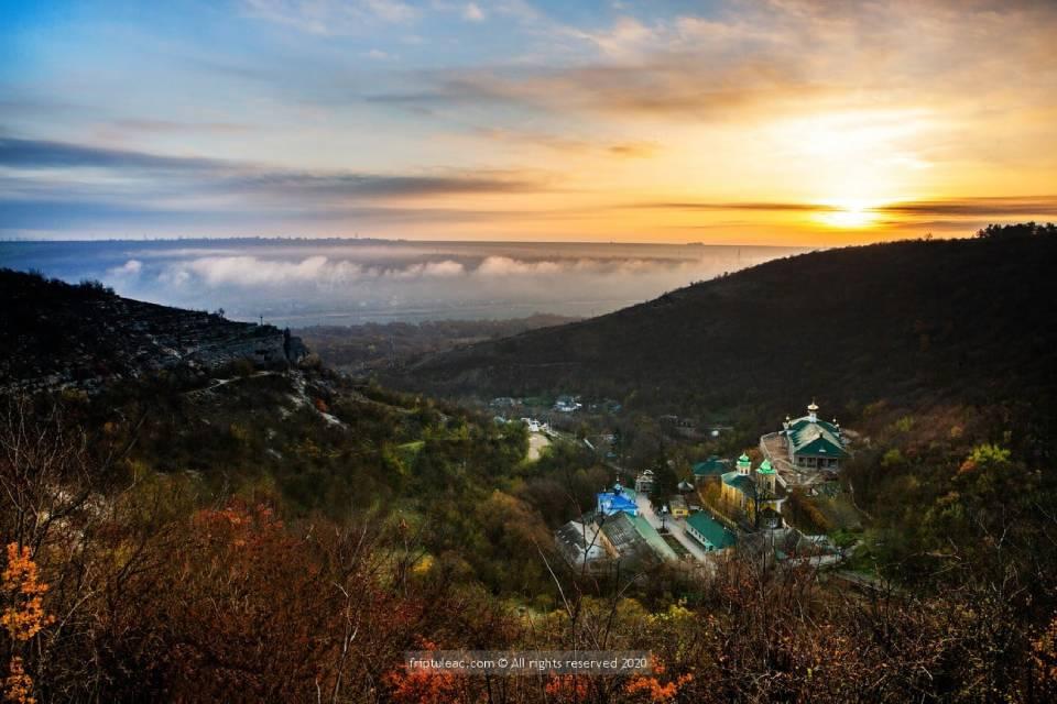 Осенняя Сахарна в фотографиях Романа Фриптуляк - 1
