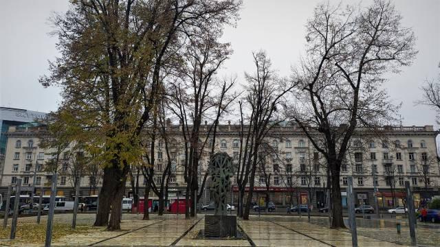 Как выглядит обновленный сквер Еминеску и что говорят кишиневцы