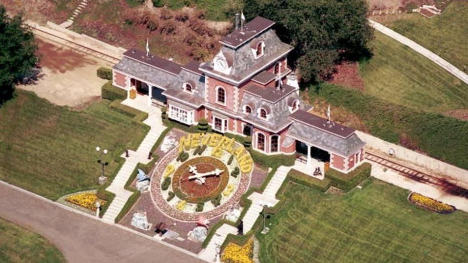 Поместье Неверленд Майкла Джексона продали за $22 млн