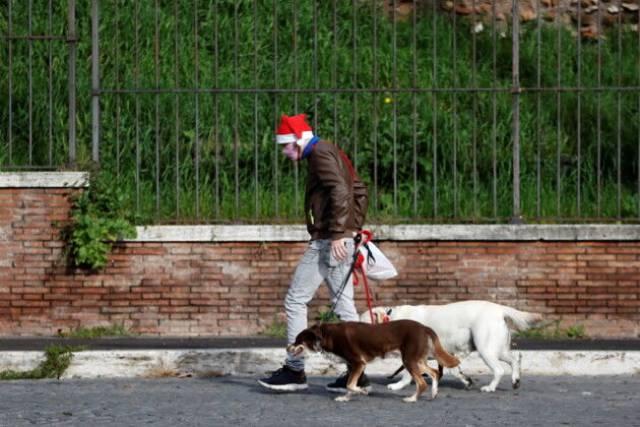 В Италии начался общенациональный карантин