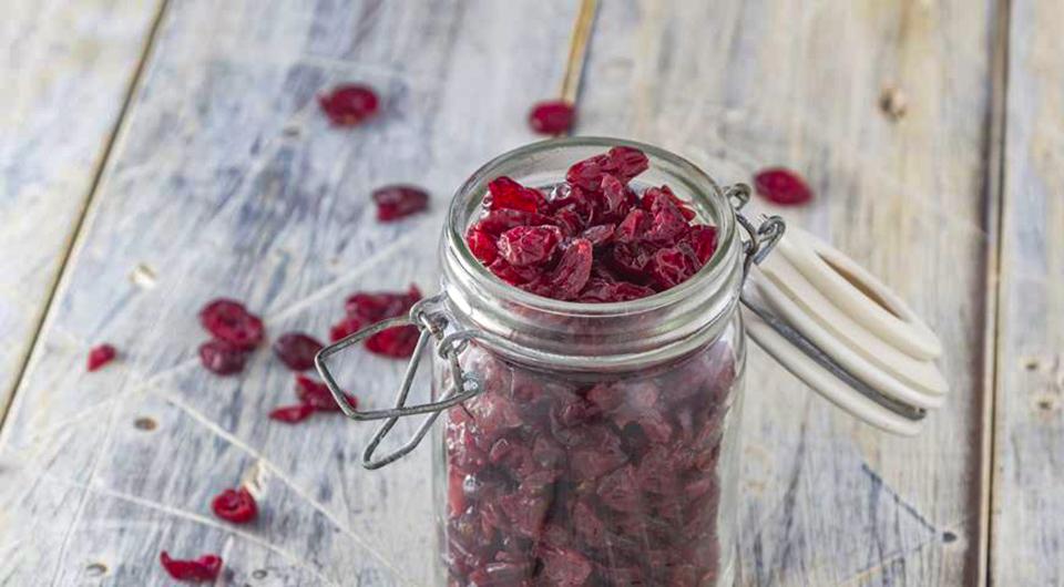 В Молдове растет спрос на сушеные ягоды.