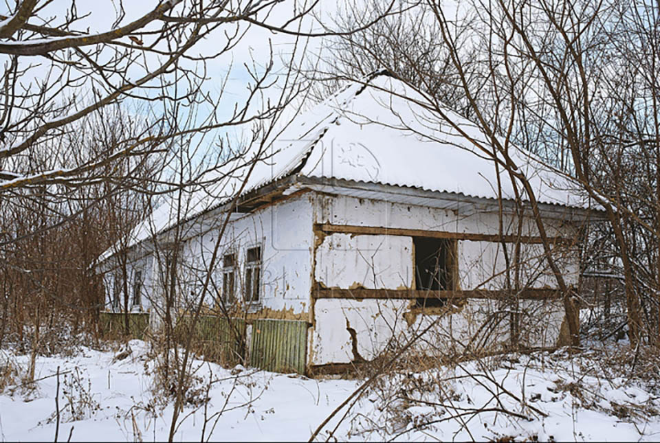 На Севере Молдовы есть село призрак. Здесь уже семь лет никто не живет
