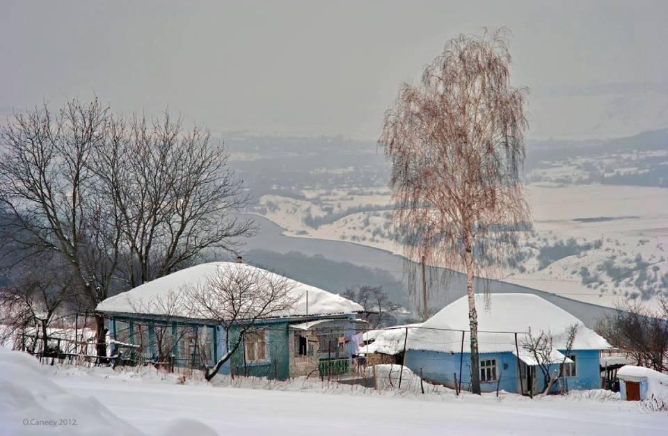 Фотографии Олега Канеева, Наславча