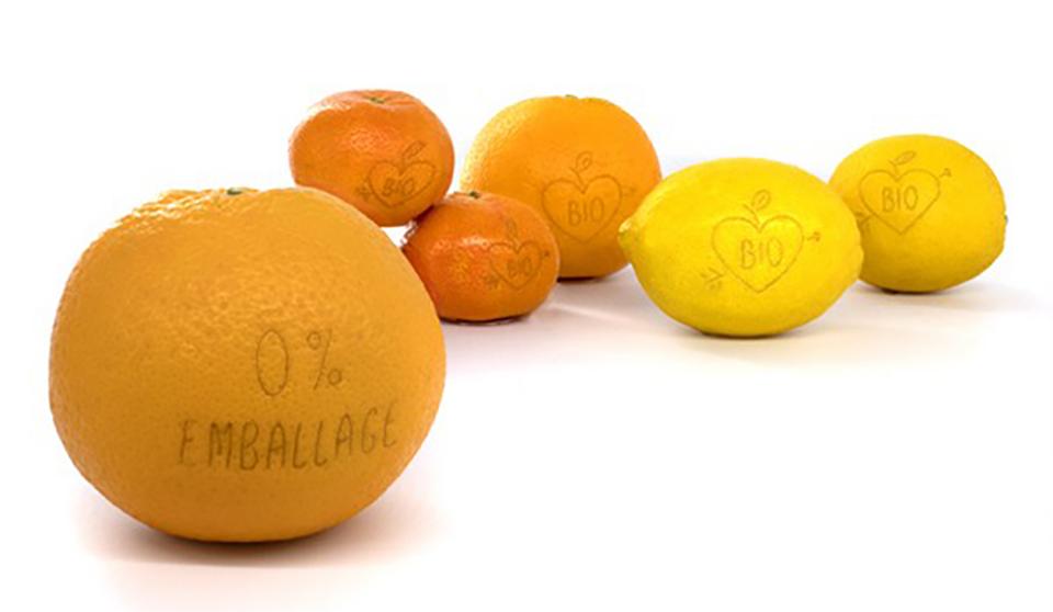 Апельсины для влюбленных.