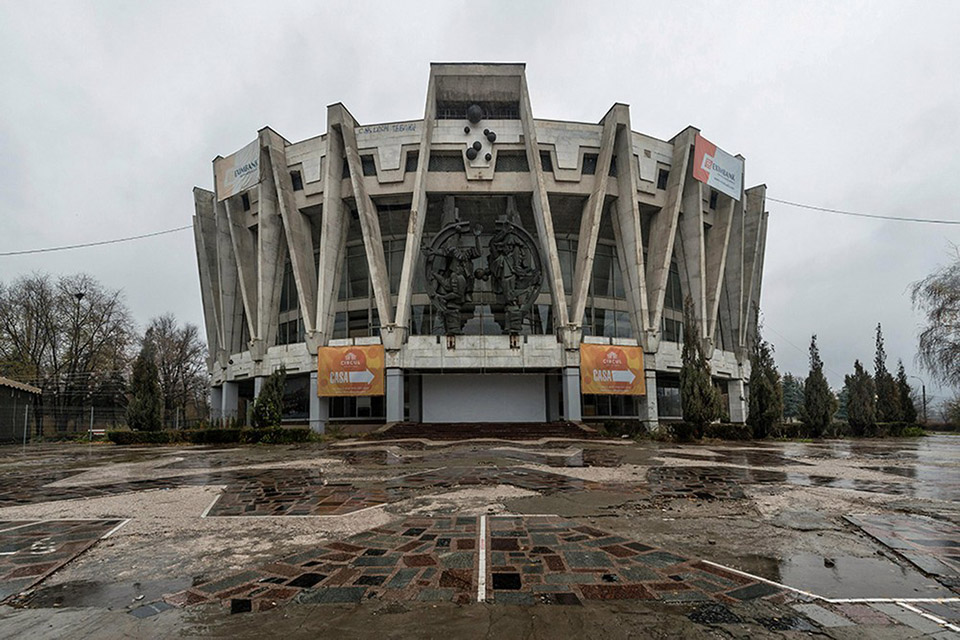 Кишиневский цирк отреставрируют