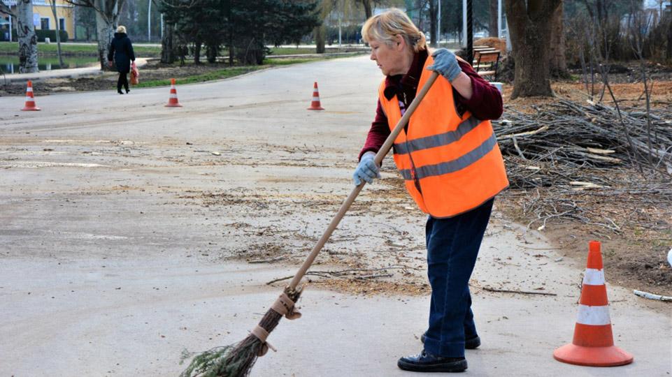 Генеральную весеннюю уборку в столице начнут 1 марта