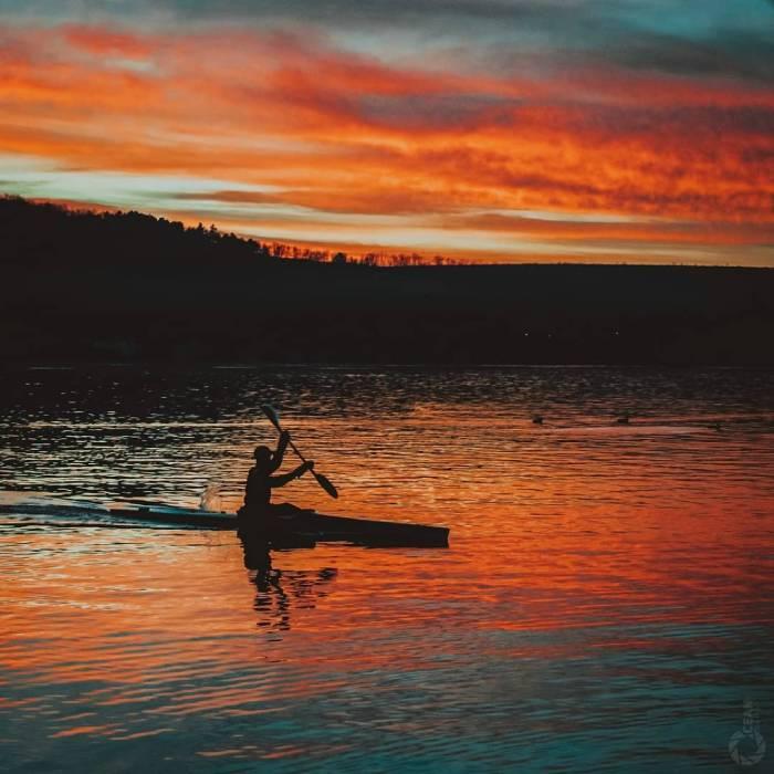 рассвет в фотографиях Serge Ocean
