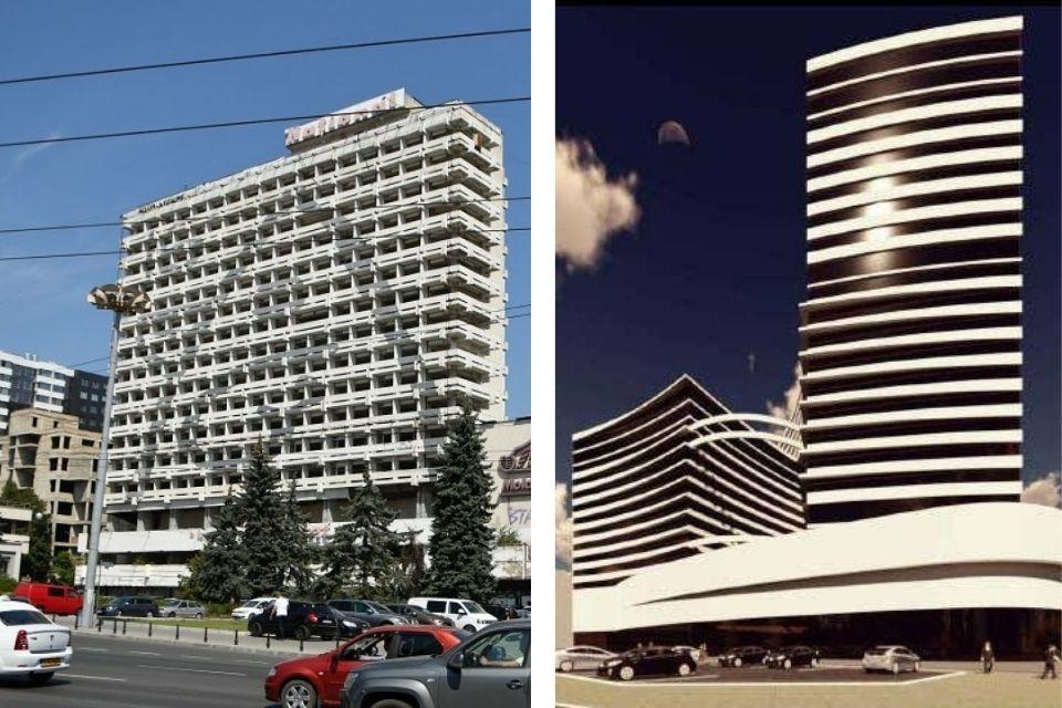 """На месте гостиницы """"Националь"""" построят многофункциональный центр"""