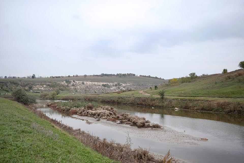 В Молдове не осталось чистых рек