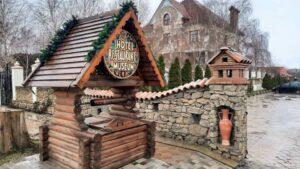 О первой сельской художественной галерее в Молдове. Пансионат Muze