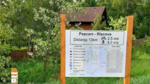 Пашкань-Рышкова. В Молдове появился новый внедорожный веломаршрут
