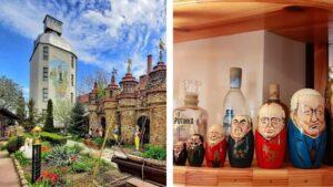 «Музей Бутылка» Алкогольные напитки со всего мира. Едем в Приднестровье